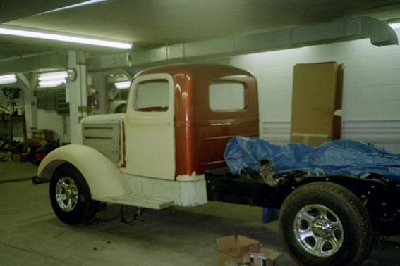 1939 Mack Pickup Truck
